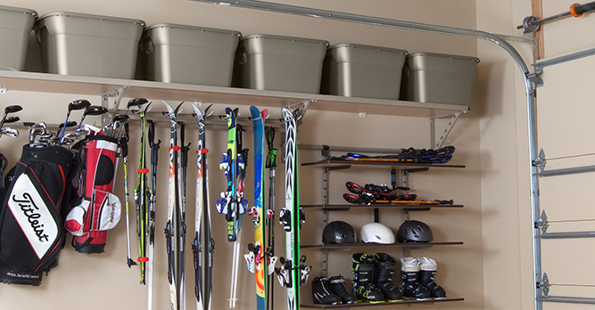 Garage Shelving Minneapolis
